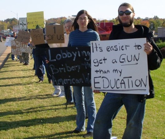Occupy West Plains 2 - Photo 1
