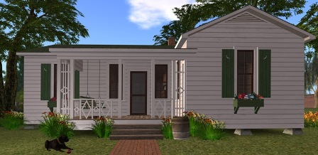 Cash home rendering