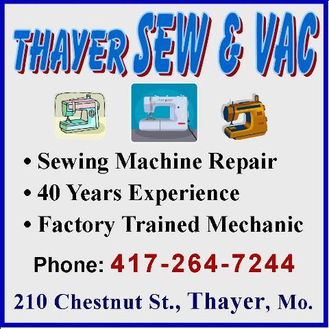 Thayer Sew & Vac
