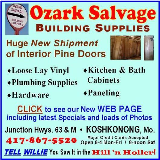 Ozark Salvage