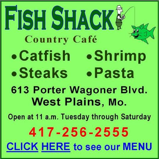 Fish Shack Country Cafe