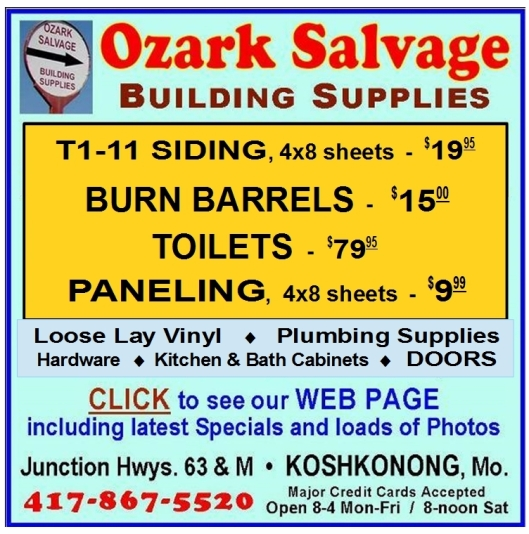 Ozark Salvage 6