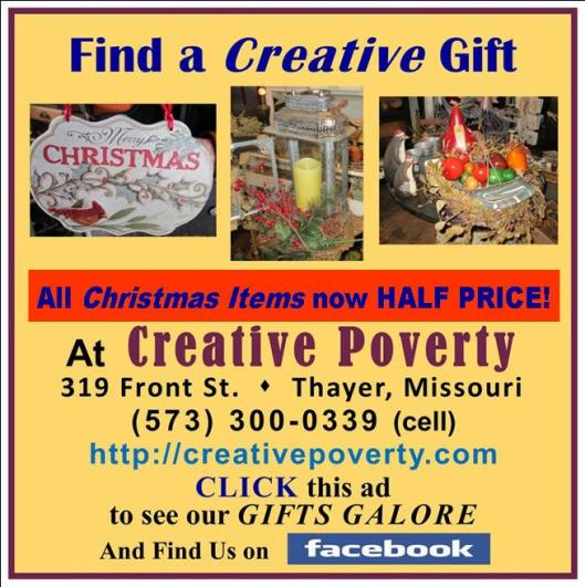Creative Poverty 2