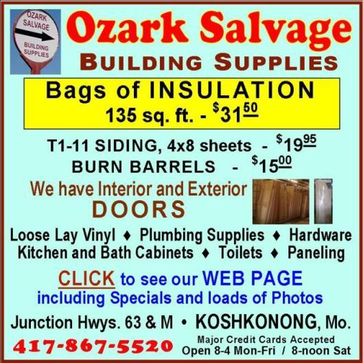 Ozark Salvage 7