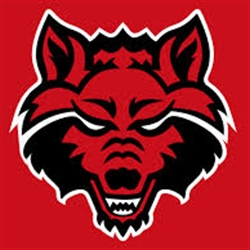 Red Wolves logo