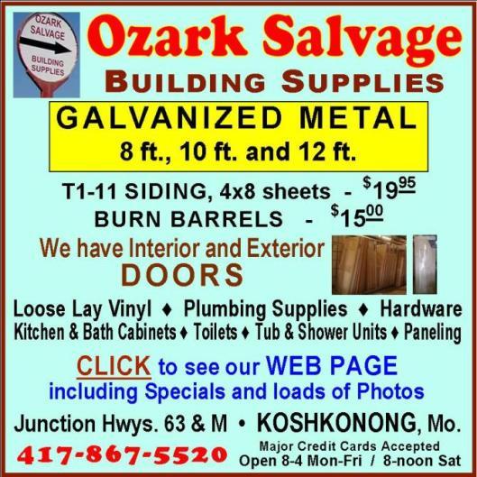 Ozark Salvage 9