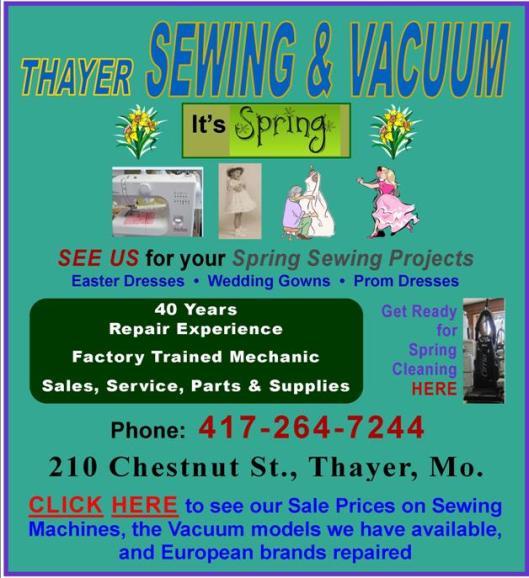 Thayer Sew & Vac 7