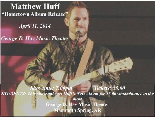 Matthew Huff Student 2