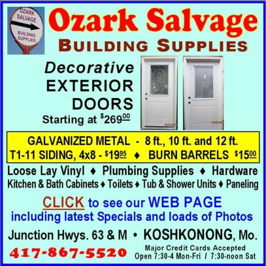 Ozark Salvage 10