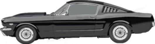 Vintage Mustang 2