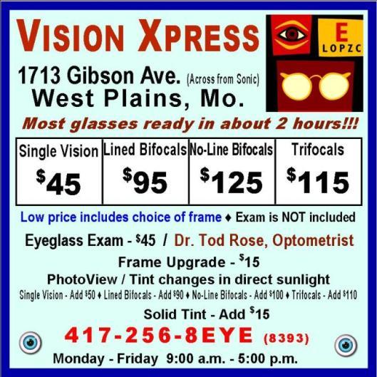 Vision Xpress 1