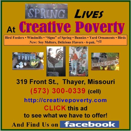 Creative Poverty 4