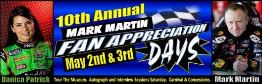 Fan Appreciation Days banner