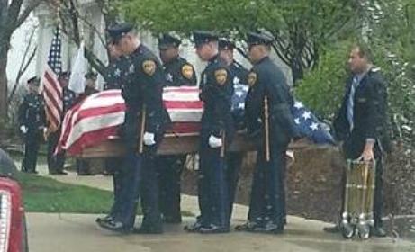 Police Honor Guard 1