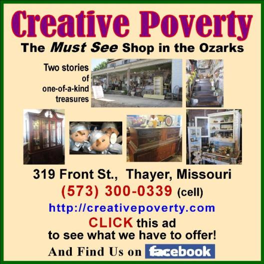 Creative Poverty 5