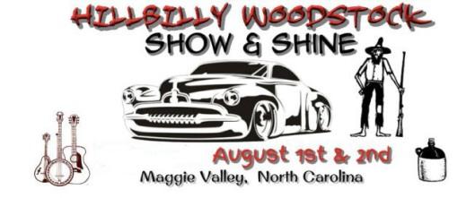 hillbilly woodstock logo