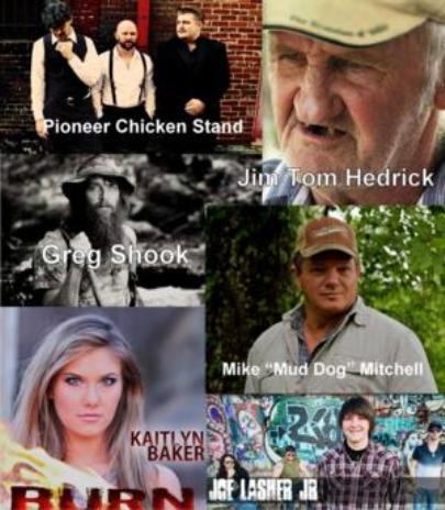 Hillbilly Woodstock Poster 2