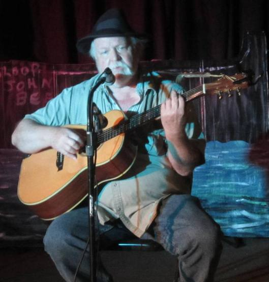 RTO's  J.W. Brewer sings.