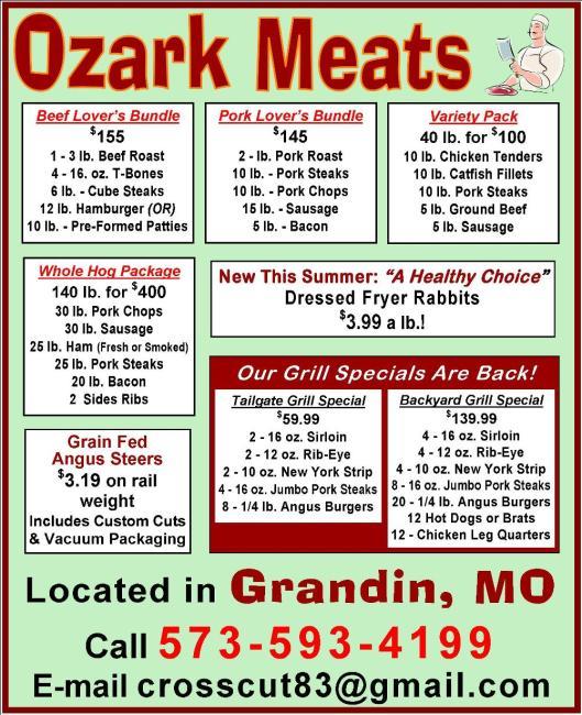 Ozark Meats 1
