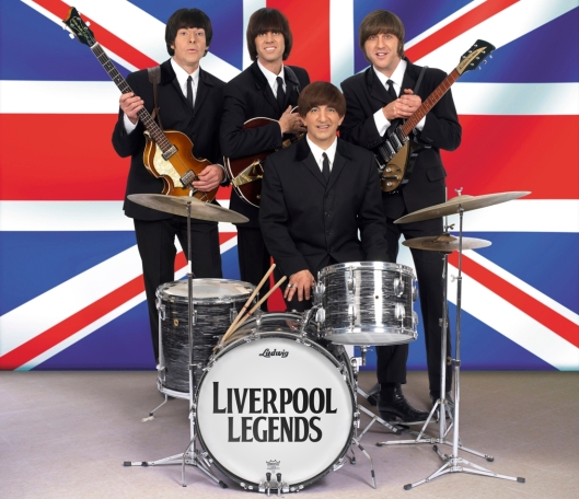 The Liverpool Legends will appear in concert Friday night at the West Plains Civic Center.