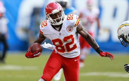 Chiefs wide receiver Dwayne Bowe  (Kansas City Chiefs photo)