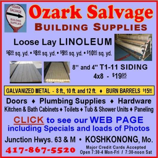 Ozark Salvage 11