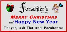 Forschlers - Christmas