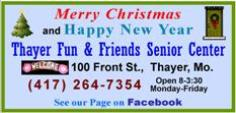 Web AD - Fun and Friends Center - Christmas