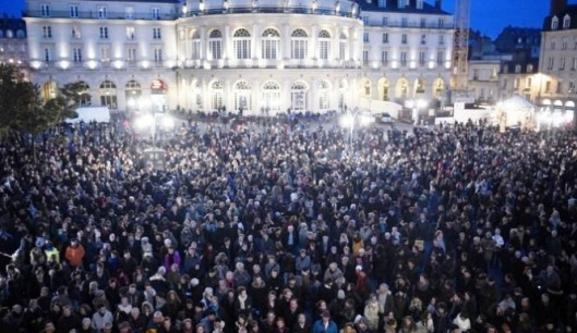 Millions in France have demonstrated in support of Charlie Hebdo and freedom of speech.
