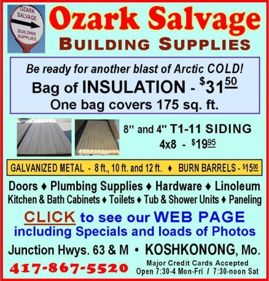 Ozark Salvage 13
