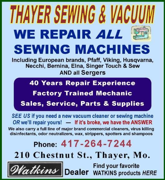 Thayer Sew & Vac 11