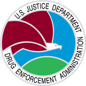 Drug Enforcement Administration Seal 2