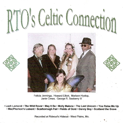 "Cover of RTO's ""Celtic Connection"" CD. (Provided by RTO)"