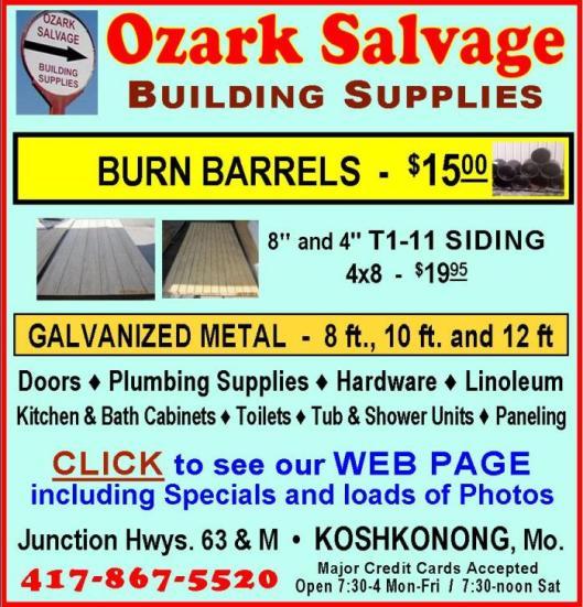 Ozark Salvage 14