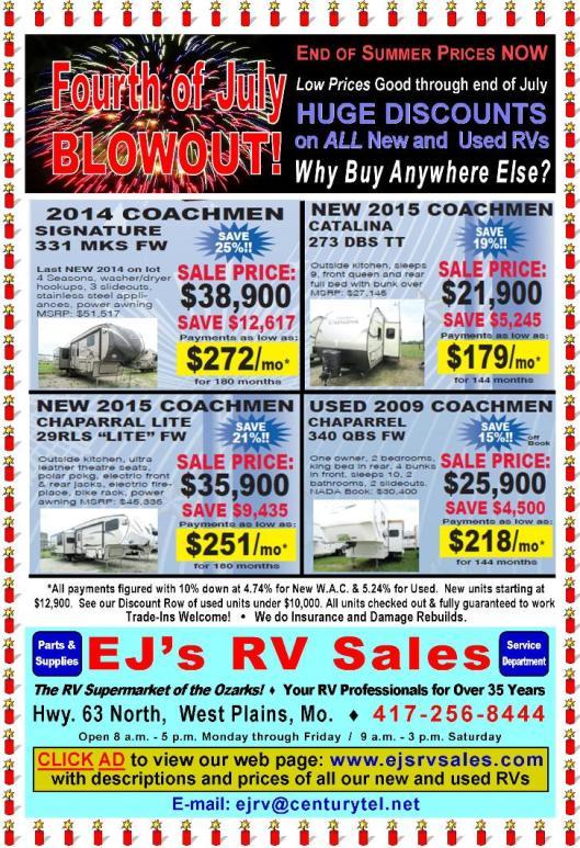 EJs RV Sales 1C3