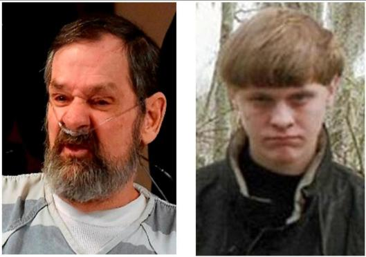 Frazier Glenn Miller/Cross and Dylann Storm Roof. Two of the same mindset?