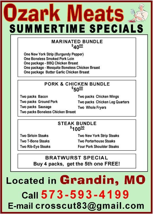 Ozark Meats 10