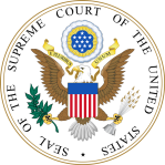 US Supreme Court seal