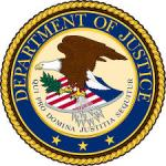 Justice Department Seal 3