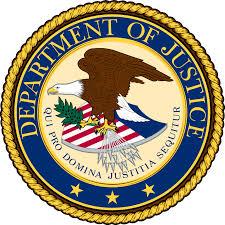 Justice Department Seal 3