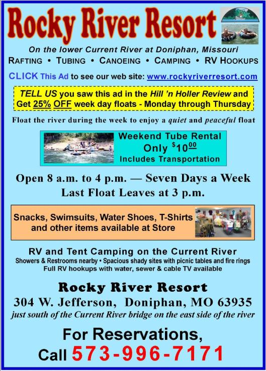 Rocky River Resort