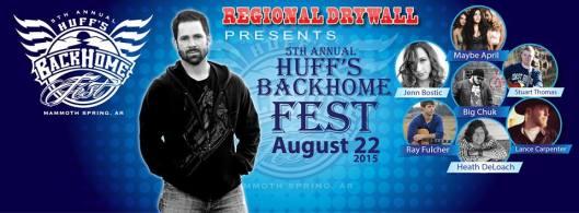 BackHomeFest 2015