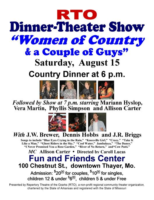 Flyer 5C - Women of Country 8-15-15