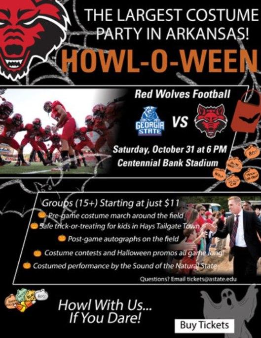 Howl-o-ween 10-31-15