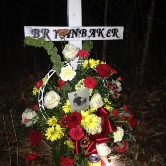 Bryan Baker memorial
