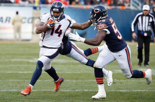 Broncos wide receiver Cody Latimer scored a touchdown in the fourth quarter Sunday. (Denver Broncos photo)