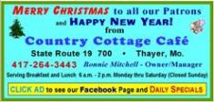 Country Cottage - Christmas 2015