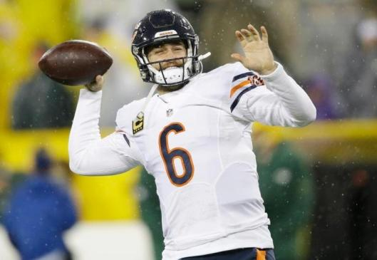 Bears quarterback Jay Cutler (Chicago Bears photo)