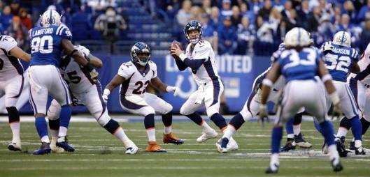 Broncos quarterback Peyton Manning (Denver Broncos photo)