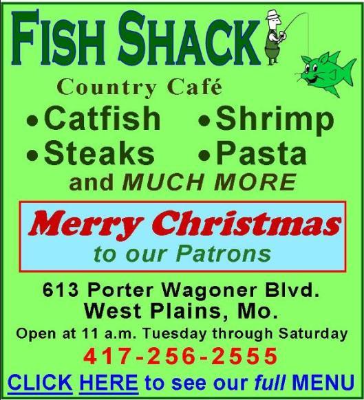 Fish Shack 4C